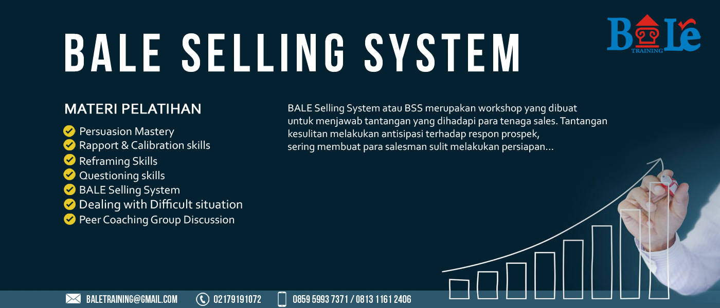 Bale Selling System